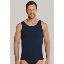 Schiesser hemd 95/5 - donkerblauw