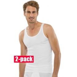 Schiesser onderhemd original classics - 2-pack - set van 2 onderhemdjes - tot maat 4XL