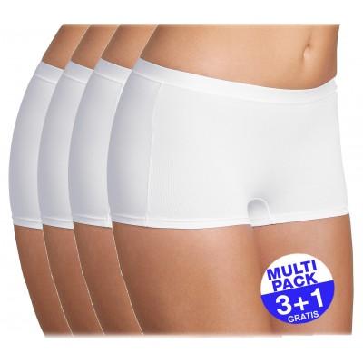Sloggi Sensual Fresh short - 3 + 1 gratis - set van 4 shorts